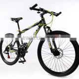 new model hot selling Manufacturer with 26 inch steel frame mtb bicycle