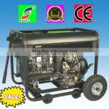 For Sale! DG6000EW 5kva Home and Commercial AC Gasoline and Diesel Welding Generator Power Supply