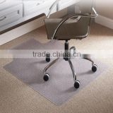 "Office Chair Carpet Protector / Anti Fatigue Chair Mats , 45 "" X 53 "" Thickness 2.3 mm"