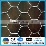 China ISO 9001 chicken wire mesh fence hexagonal wire netting Fence water-proof paper+ shrink film+label, then in pallet