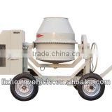 Chine best 260L 350L 400L electric motor or diesel Concrete Mixer,portable concrete mixer,mobile concrete mixer