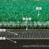 3D spacer fabric for golf range mat,swing mat,reduce impact force