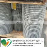 Anping factory Galvanized welded wire mesh for agriculture and construction good price & quality