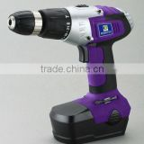 2 batteries 14.4V Cordless Drill1 hour charger