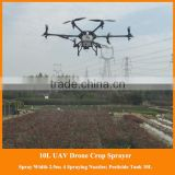 pesticide helicopter,uav for farm use,newest development agriculture duster uav/dronecrop sprayer with long spraying distance