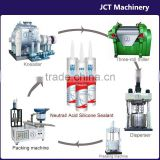 machine for making aquarium silicone spray sealant