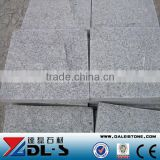 Light grey granite G603 mushroom stone, mushroom stone natural decorative stone