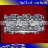 Petrol cylinder head for mitsubishi (use for Mitsubishi 6G72 Petrol V6 SOHC 12V)
