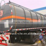 sino chemical liquid tank truck
