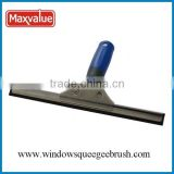 window cleaning suppliers aluminium handle squeegee