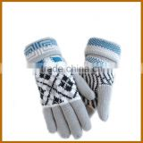 winter polar fleece surgical glove making machine for women