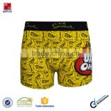 Stylish Cute Printed Mens Boxer Underwear /Cotton Teen Boy Underwear/Mns Underwear Boxer Briefs
