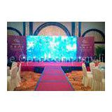 Inside Slim Front Service LED Display Screen Rental Advertising