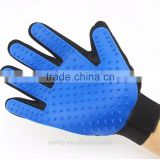 Pet Grooming Glove Hair Comb Pet Dog Cat Cleaning Glove Deshedding Right Handed Hair Removal Brush Promote Blood Circulation