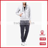 2016 top quality men tracksuit with wholesale price /custom sports suit fast shipping H-1912