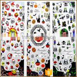 HOT Style 16.2*12.8 CM Big Size Paper Printing Water Transfer Nail Stickers