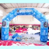 Custom Inflatable Sport Arch for Advertising Event