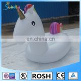 Guangzhou Factory Giant Inflatable Unicorn Pool Float Water Party Equipment