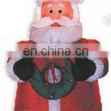 2012 inflatable santa claus