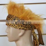 custom logo headband wig