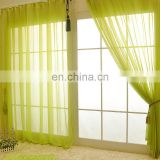 New Environmental Protection Organza Curtain