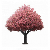 fiberglass artificial cherry blossom tree for wedding centerpieces decoration