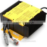 Curtis Battery Chargers Model 1621 for use in material handling and battery-powered vehicles