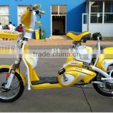 most popular sales electric bike/scooter with pedal