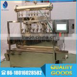 semi automatic gear pump filling machine Series rotary type automatic paste tube paper cup filling machine