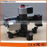 FM portable flange facing machine
