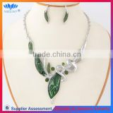 Hot Selling Silver Necklaces Fashion Imitation Jewellery