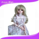 japan Fashion doll hair wigs