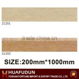 New Factory Rustic Wood Design Ceramic Floor Tile
