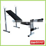 high quality Foldable Weight Bench home use gym equipment factory price