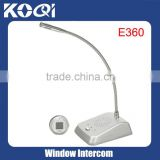 Window Wireless Intercom System E-360
