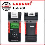 Good feedback automotive 12v 24v car battery tester 100% original launch bst-760 battery tester on hot sales