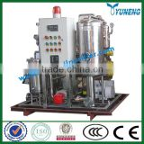 KYJ Fire-Resistant Oil / EHC hydraulic Oil Cleaning Machine ( Stainless Steel, Vacuum Evaporation)