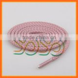 2015 YoYo 3M Rope Lace Yezzy Lace Can Design With Metal or Plastic tips Mixed Color With Best Quality And Mini Order Accpted