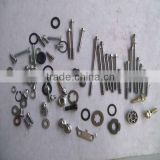 YX 150cc engine gasket set,bolt set,nuts set for motorcycle