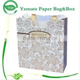 2015 OEM Wholesale!!Factory Custom Made Fancy Colorful Packaging Gift Paper Shopping Bag