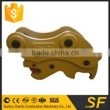 Excavator Hydraulic Double Safe Pin Quick Coupler, Quick Hitch