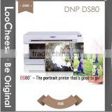 DNP Photo DS80 Dye Sublimation Professional Portrait Color Photo Printer for 8 x 10, 8 x 12 inch Prints
