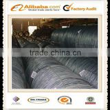 hot rolled alloy low carbon steel wire rod/SAE 1006/1008 Coils Steel Wire Rod/ factory price wire rods