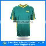 latest european cool green cheap basketball jersey design 2016                                                                                                         Supplier's Choice