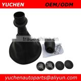 YUCHEN Car Shift Gear Knobs With Leather Boot Giator for VW Transporter T5 T6 5 6 MKV MKVI 2003-2011 OEM 7HO711113