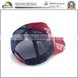 100% Cotton Customize Mesh Baseball Cap Cheap Mesh Trucker Cap                                                                         Quality Choice