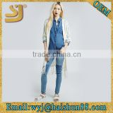 Ladies cashmere knitted cardigan