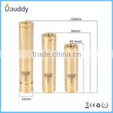 high quality stainless steel LCD screen mechanical mod vamo v5 kit vamo v5 nemesis mod