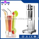 China Wholesale Milkshaker CE Certificate Ice Cream Shaker Milk Tea Electric Shaker Bar Cocktail Shaker/ Juice Shake Mixer