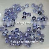 3*3mm natural rough tanzanite